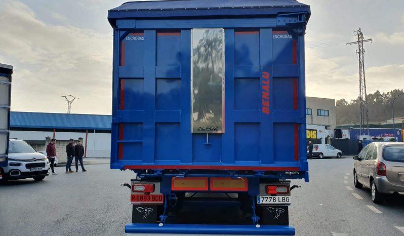 BAÑERA BENALU BULKLINER S 10600X1900 50 M3 lleno